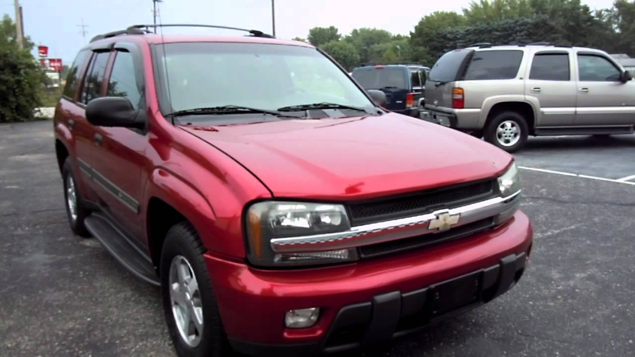 2002 chevrolet trailblazer lt 4x4 youtube. Cars Review. Best American Auto & Cars Review