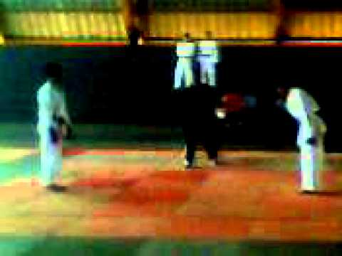 AI nois de novo kumite Kombat Sport
