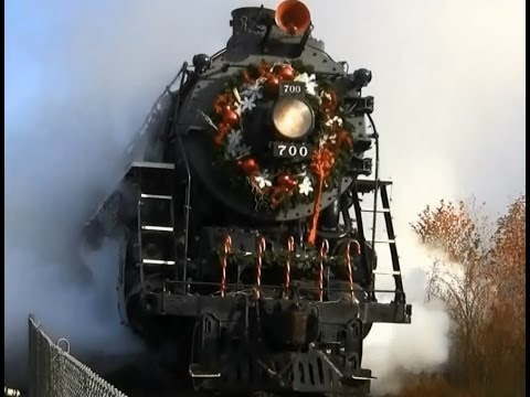 Hd Christmas Train Movie (two Hours) video