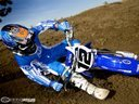 [2009 Yamaha YZ250 - 2 stroke Motocross Comparison] Video