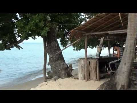 Koh Chang, Thailand and Little Eden Bungalows in Lonely Beach