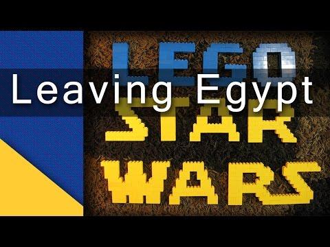 Lego Star Wars Episode IX: Jehoshaphat. 9:11. The story of king Jehoshaphat.