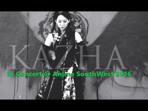 Kazha In Concert - Anime SouthWest 2016
