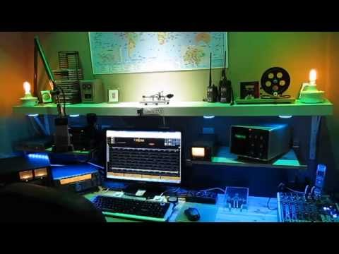 WV2M Amateur Radio Station Lighting.MOV