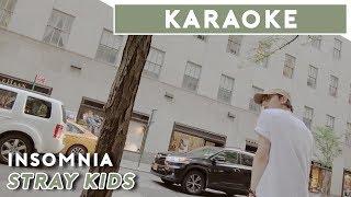 Stray Kids - Insomnia   Clean Instrumental [Karaoke]