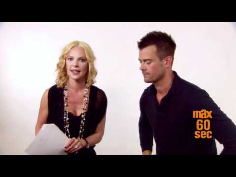 MAX 60 Seconds: Josh Duhamel (Cinemax)