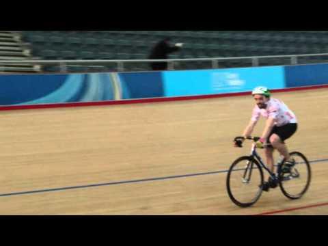 Man vs Sport Week 18: Track cycling