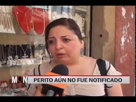 10/10/14 14:35 PERITO AÚN NO FUE NOTIFICADO