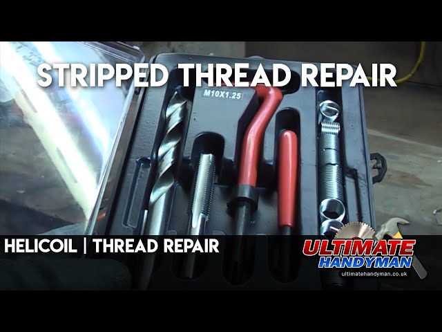 Helicoil | Thread repair