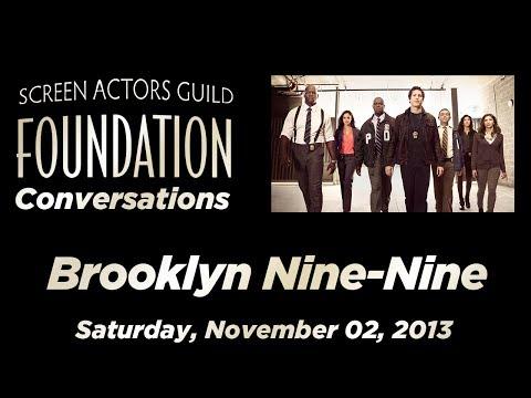 Conversations with Cast of Brooklyn Nine-Nine