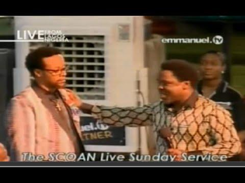 Scoan 21 12 14: Sunday Live tb Joshua Speaks & Prophesies. Emmanuel Tv video