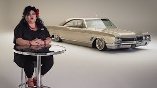 1965 Buick Wildcat by Debbie Martin - LOWRIDER Roll Models 35