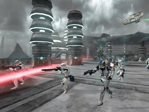 Star Wars: Battlefront 2 Online Gameplay
