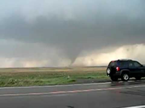 05-22-08 Wedge Tornado Near Hoxie, KS