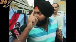 Sikh Slapped Sharad Pawar in Public   24x7 Bulletin