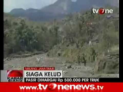 Berkah Dibalik Bencana Erupsi Gunung Kelud
