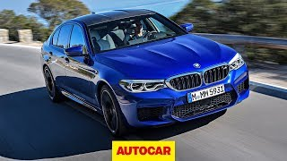 BMW M5 2018 review | New Mercedes-AMG E63 rival tested | Autocar
