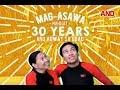 Mag-asawa, mahigit 30 years ang agwat sa edad