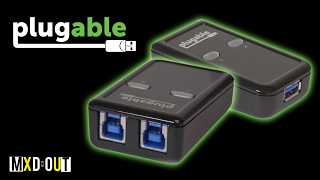 Plugable - USB 3.0 Sharing Switch!? | Review