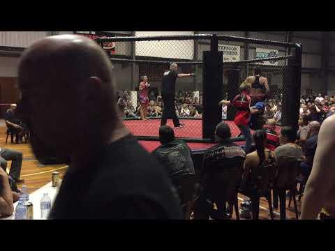BATB7 - Fight 8 - Chantelle Seanan (Snake Pit Muay Thai) vs Hannah Thomas (Ronin Academy) Mod Thai
