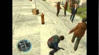 Gta IV to SA: Colocar casco en moto