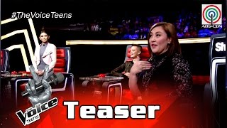 The Voice Teens Philippines April 30, 2017 Teaser