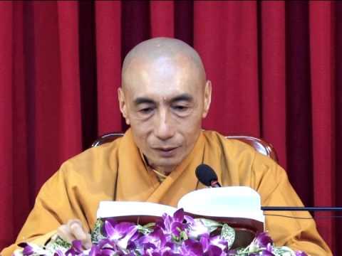Phần 32 - Kinh Thủ Lăng Nghiêm giảng giải