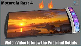 Motorola Razr 4 | Price | Details || Modern Tech With Aaron||