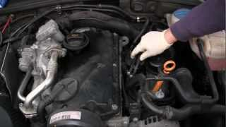 How to DIY Lubro Moly diesel purge a TDI engine (VW and Audi up to around 2006)