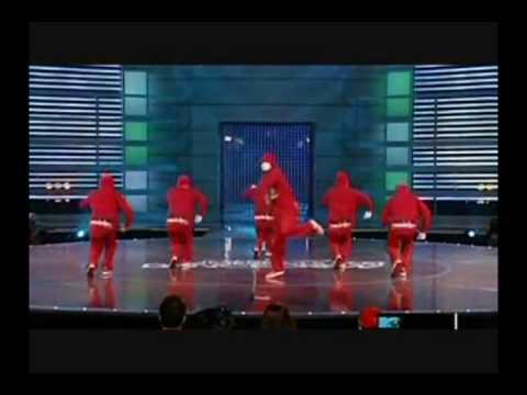Jabbawockeez - Red Pill [hd] video