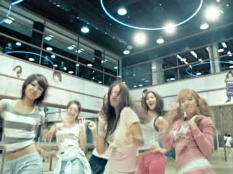 HD SNSD CF - GoobNe Calendar 4th Behind the Scenes Nov27.2009 GIRLS'