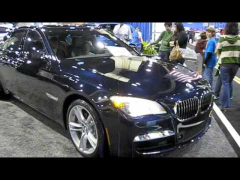 2010 BMW 750i X-Drive In Depth Interior and Exterior Overview Video