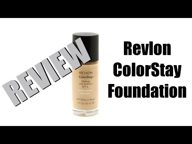 MiniReview: Revlon ColorStay
