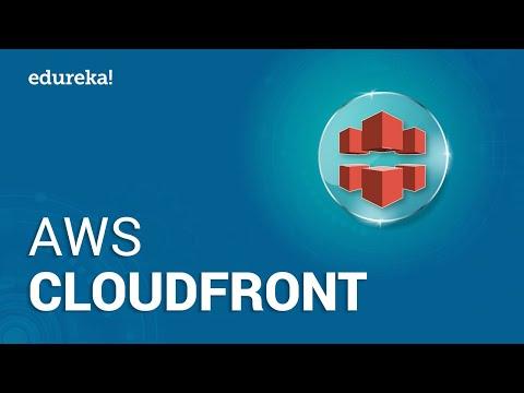 AWS CloudFront | Creating Amazon CloudFront Distribution | AWS Training | Edureka