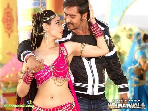 Sajna Pe Dil Aa Gaya - Himmatwala Dd Song video