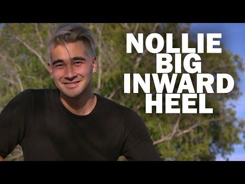 Nollie Big Inward Heel: Shaun Rodriguez    ShortSided