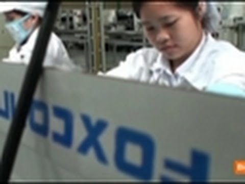 Foxconn Audit Finds Labor Law Violations; S&P Falls