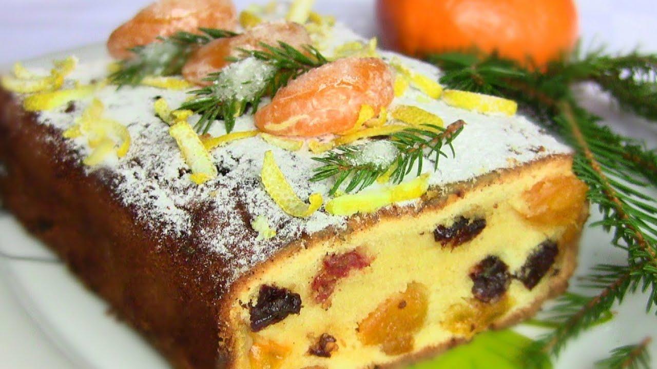 Праздничные кексы рецепты