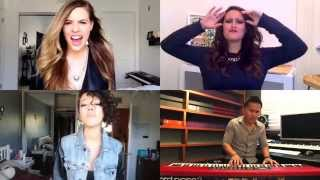 Ellie Goulding - Love Me Like You Do (Jervy Hou, Bri Heart, Arlene Zelina, Ericka Guitron Cover)