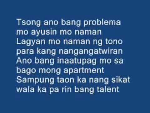 Parokya Ni Edgar-yes Yes Show Lyrics video
