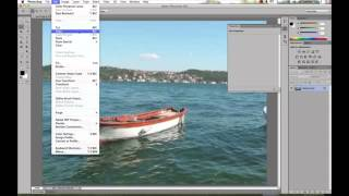 Photoshop CS6 Maskeleme Tekniği Ile Fotomontaj