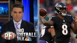 Baltimore Ravens, Indianapolis Colts round out AFC playoff picture | Pro Football Talk | NBC Sports