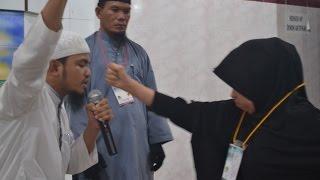 Shocking Video [Ruqyah Massal Palopo Session 2]