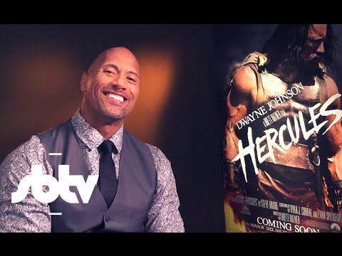 Dwayne Johnson aka The Rock | FAQs (Fans Asking Questions) [S1.EP15]: SBTV