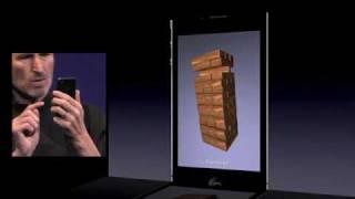 Thumb Lo mejor del iPhone 4 para Apps y juegos es su Giroscopio