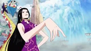 Hancock Imagine Sa Lune De Miel Avec Luffy [VF]