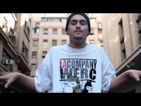 LA COMPANY WERC - MI LEY (VIDEO CLIP OFICIAL) (VER EN 720P o 1080P) 2013