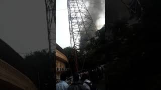 Nampally fire accident