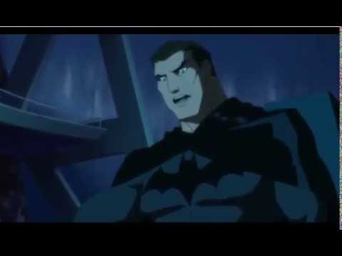 Batman vs Liga de la Justicia
