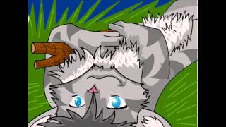 Warrior Cats Jayfeather x Stick [Humour/Crack Ship]